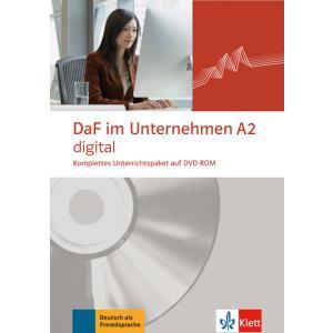 DaF im Unternehmen A2. Digital