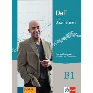 DaF im Unternehmen B1. Podręcznik z Ćwiczeniami