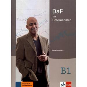 DaF im Unternehmen B1. Książka Nauczyciela