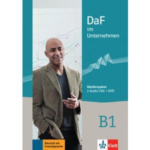 DaF im Unternehmen B1. Medienpaket