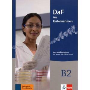 DaF im Unternehmen B2. Podręcznik z Ćwiczeniami