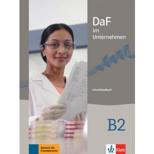 DaF im Unternehmen B2. Książka Nauczyciela