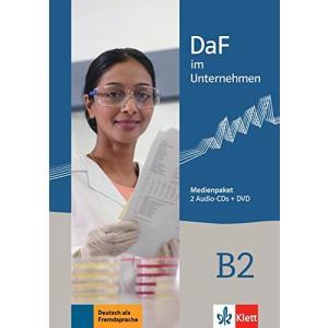 DaF im Unternehmen B2. Medienpaket