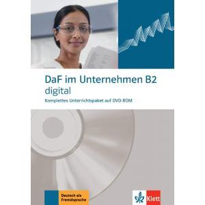 DaF im Unternehmen B2. Digital. DVD