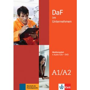 DaF im Unternehmen A1-A2. Medienpaket