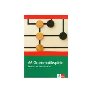 66 Grammatikspiele. Deutsch Als Fremdsprache