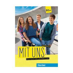 Mit Uns B1+. Podręcznik