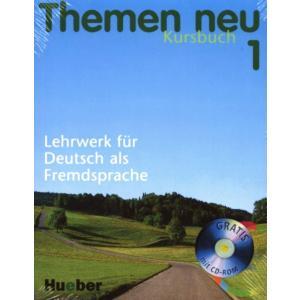 Themen Neu 1. Podręcznik + CD-ROM