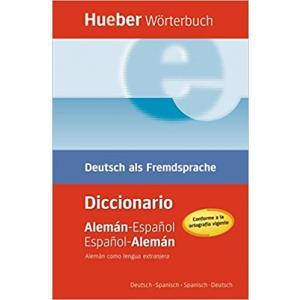 Wörterbuch Deutsch als Fremdsprache. Deutsch-Spanisch - Spanisch-Deutsch