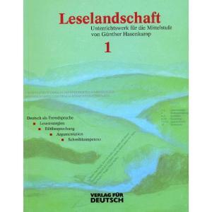 Leselandschaft 1.   Lehrbuch (Podręcznik)