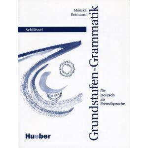 Grundstufengrammatik Für Daf. Klucz