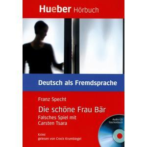 Die Schöne Frau Bär + CD. Lesesheft
