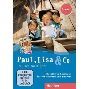 Paul, Lisa & Co. Starter. Oprogramowanie tablicy interaktywnej