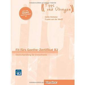 Fit furs Goethe-Zertifikat B2 (Erwachsene)