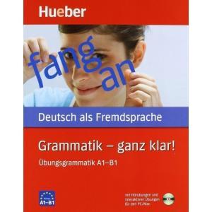Grammatik – Ganz Klar! + CD