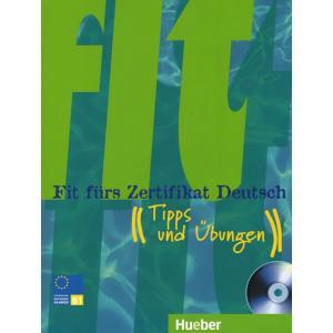 Fit Fürs Zertifikat Deutsch. Podręcznik + CD