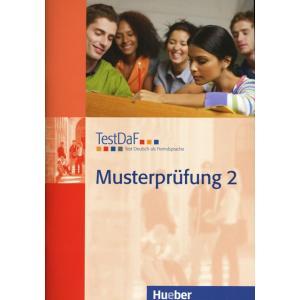 TestDaf Musterprüfung 2. Podręcznik + CD