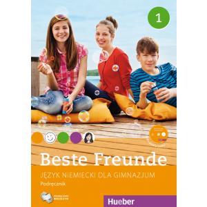 Beste Freunde 1. Podręcznik Wieloletni + CD