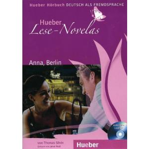 Anna, Berlin + CD. Lese-Novelas