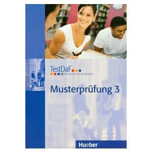 TestDaf Musterprüfung 3. Podręcznik + CD