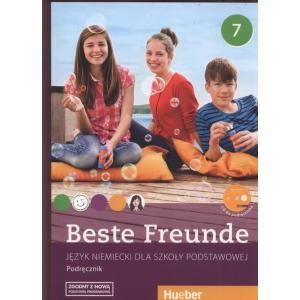 Beste Freunde. Podręcznik Wieloletni + CD. Klasa 7. Szkoła Podstawowa