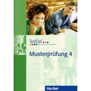 TestDaf Musterprüfung 4. Podręcznik + CD