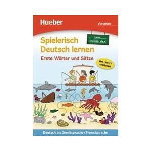 Spielerisch Deutsch Lernen. Neue Gesichten-Erste Worter und Satze