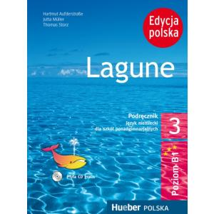 Lagune 3. Podręcznik + CD