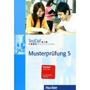 TestDaf Musterprüfung 5. Podręcznik + CD