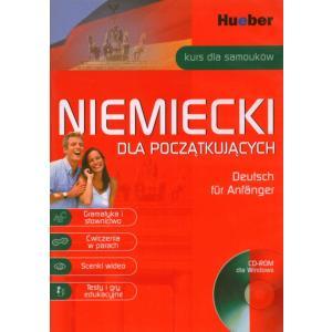 Niemiecki Dla Początkujących. Kurs Dla Samouków Na CD-ROM