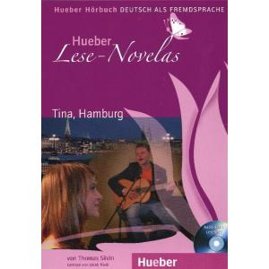 Tina, Hamburg + CD. Lese-Novelas