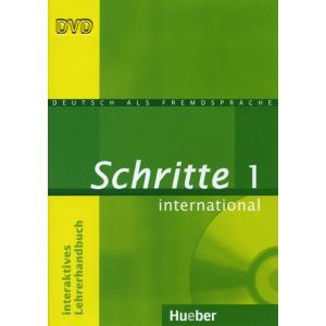 Schritte International 1 Inter DVD zum  LHB OOP