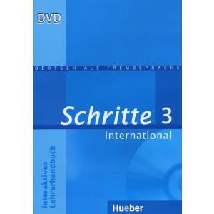 Schritte International 3 Interaktives Lehrerhandbuch DVD OOP