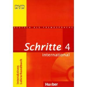 Schritte International 4 Interaktives Lehrerhandbuch DVD