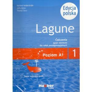 Lagune 1. Ćwiczenia. Edycja polska