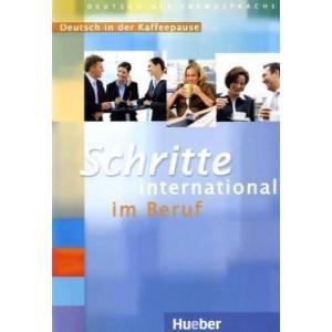 Schritte International im Beruf. Deutsch in der Kaffeepause (Do Części 1-6)