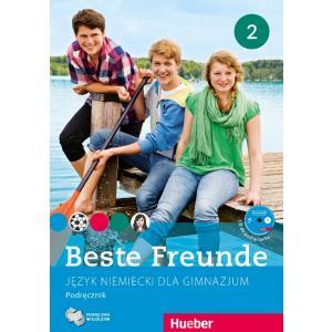 Beste Freunde 2. Podręcznik Wieloletni + CD