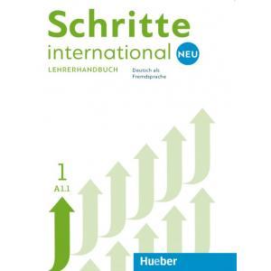 Schritte International Neu 1 (A1.1). Książka Nauczyciela