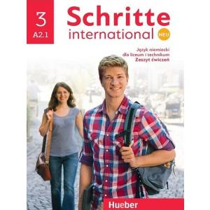 Schritte International Neu 3. Zeszyt ćwiczeń