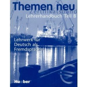 Themen neu Zertifikat Lehrerhandbuch Teil B