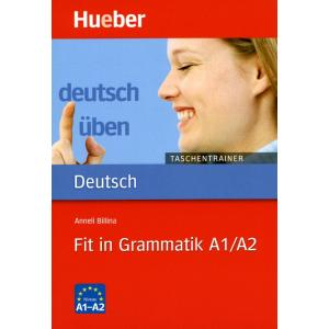 deutsch üben Taschentrainer. Fit in Grammatik A1/A2