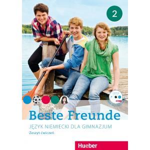 Beste Freunde 2. Ćwiczenia (Do Wersji Wieloletniej) + CD