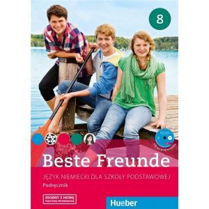 Beste Freunde. Podręcznik Wieloletni + CD. Klasa 8. Szkoła Podstawowa