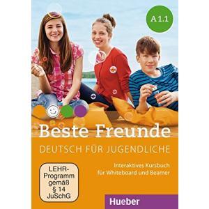 Beste Freunde 1/1 Interactive Kursbuch. Oprogramowanie do Tablicy Interaktywnej