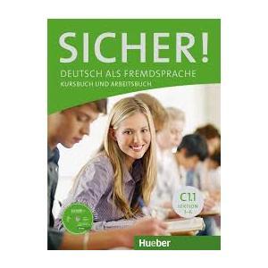 Sicher! C1.1 Kurs- und Arbeitsbuch mit CD (1) Lektion 1-6