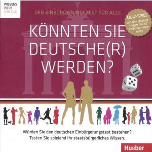 Könnten Sie Deutscher werden? (gra planszowa)
