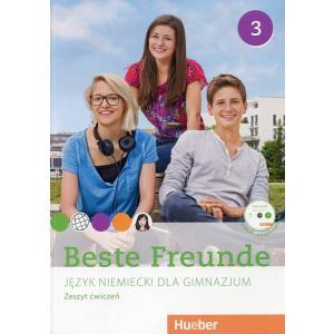 Beste Freunde 3. Ćwiczenia (Do Wersji Wieloletniej) + CD