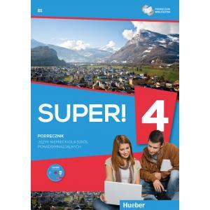 Super! 4. Podręcznik Wieloletni + CD