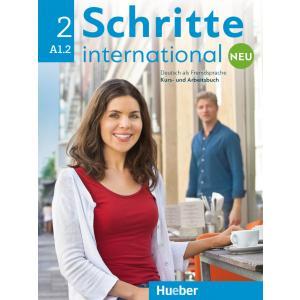 Schritte International Neu 2 (A1.2). Podręcznik + Ćwiczenia + CD