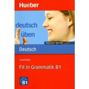 deutsch üben Taschentrainer. Fit in Grammatik B1